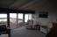 4111 SW Hwy 101, #8, Lincoln City, OR 97367 - Vaulted Wood Ceiling at Living Room