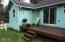 1814 N Doris Ln, Otis, OR 97368 - Back Deck