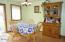 1814 N Doris Ln, Otis, OR 97368 - Dining area
