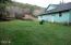 1814 N Doris Ln, Otis, OR 97368 - Side Yard