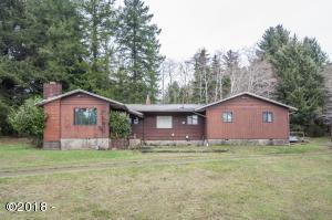 5315 NE Park Lane, Otis, OR 97368 - Exterior