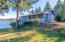 2830 NE Lake Dr, Lincoln City, OR 97367 - Side view of lake front
