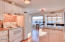 2830 NE Lake Dr, Lincoln City, OR 97367 - View to lake from kitchen