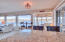 2830 NE Lake Dr, Lincoln City, OR 97367 - View to sunroom dining room