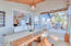 2830 NE Lake Dr, Lincoln City, OR 97367 - Access to deck from dining room