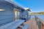 2830 NE Lake Dr, Lincoln City, OR 97367 - Deck off kitchen