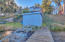 2830 NE Lake Dr, Lincoln City, OR 97367 - Boat house with ramp