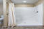 35371 6th St, Pacific City, OR 97135 - Master shower