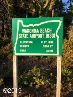 5518 SW Airport Ave, Waldport, OR 97394 - SOUTH SIDE