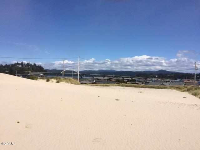 230 NW Oceania Dr, Waldport, OR 97394 - View of the Bay & Bridge