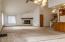 1530 SW Fairway Dr, Waldport, OR 97394 - Open floor plan