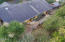 1345 SW Chad Dr, Waldport, OR 97394 - Drone View Back Yard