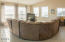 34620 Ocean Dr., Pacific City, OR 97135 - upstairs living room