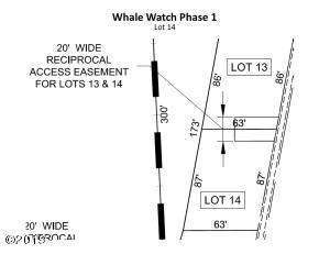 LOT 14 Lillian Ln, Depoe Bay, OR 97341 - Plat: Lot 14