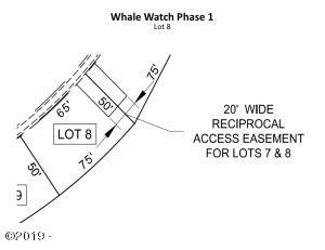LOT 8 Lillian Ln, Depoe Bay, OR 97341 - Plat: Lot 8