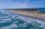 302 NW Oceania Dr, Waldport, OR 97394 - Aerial Along Beach