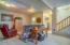 302 NW Oceania Dr, Waldport, OR 97394 - Downstairs Seating Area