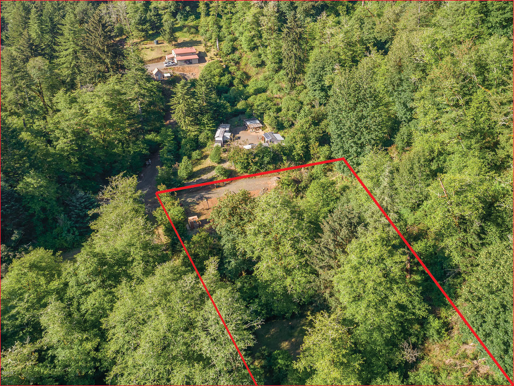 35315 Big Trout Rd, Hebo, OR 97122 - Lot lines