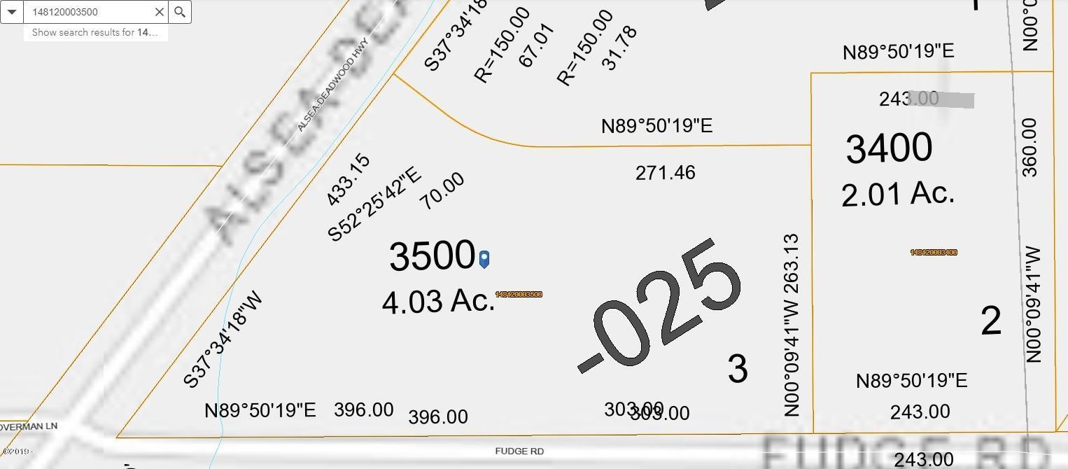 LOT 3500 Alsea-deadwood Hwy, Alsea, OR 97324