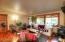 1266 N Yachats River Rd, Yachats, OR 97498 - Living Room