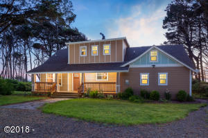 7601 N Coast Hwy, Newport, OR 97365 - East Elevation