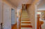 16 Fred Taylor Rd, Siletz, OR 97380 - Stairway .