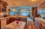 116 US-101, Depoe Bay, OR 97341 - Kitchen with ocean view.