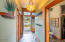 3380 NW Oceanview Dr, B, Newport, OR 97365 - Entry Hallway