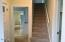 645 N Bay Street, Waldport, OR 97394 - Staircase and hallway