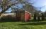 645 N Bay Street, Waldport, OR 97394 - Backyard with shed