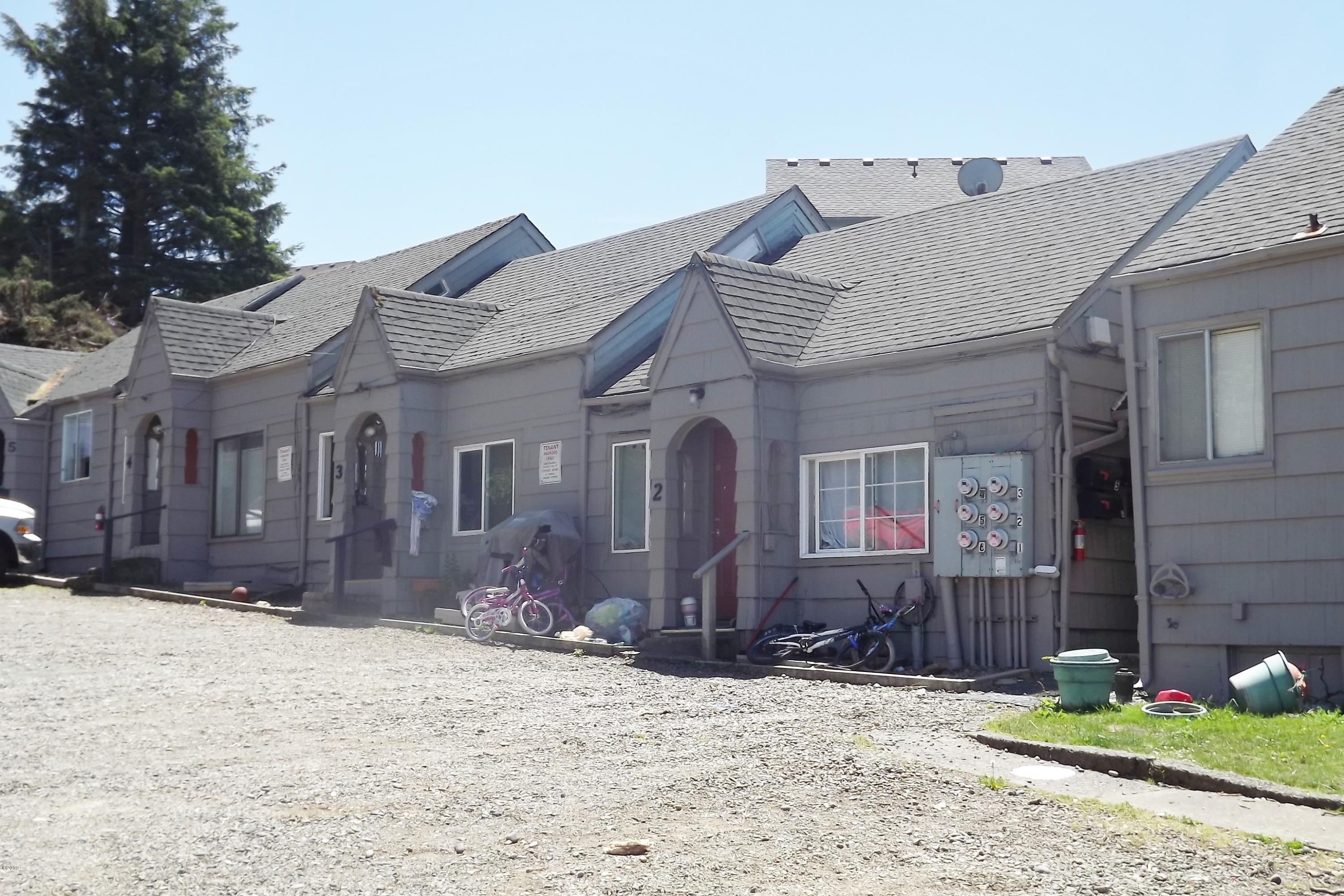 2020 NE Hwy 101, Lincoln City, OR 97367 - From parking lot - Units 2-5