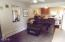 2020 NE Hwy 101, Lincoln City, OR 97367 - Unit 3 living room into kitchen
