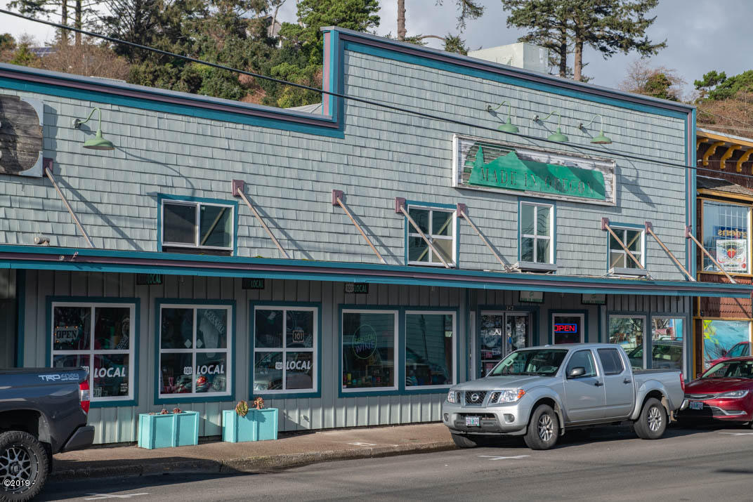 338 SE Bay Blvd, Newport, OR 97365 - COMMERCIAL