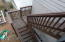 424 SW Cliff St, Depoe Bay, OR 97341 - Stairs to lower