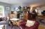 424 SW Cliff St, Depoe Bay, OR 97341 - Living Room