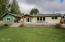 4109 Logsden Rd, Siletz, OR 97380 - Front of home w/ big deck