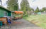 4109 Logsden Rd, Siletz, OR 97380 - Newly covered deck