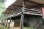 373 N Deerlane Dr, Otis, OR 97368 - Front Deck from the Ground