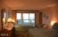 301 Otter Crest Drive, #400-401, Otter Rock, OR 97369 - Bedroom to deck