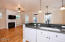 2767 SW Beach Ave, Lincoln City, OR 97367 - Open kitchen to the living room