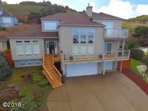 551 NW 54th St, Newport, OR 97365 - Drone 1