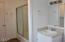 212 NW Brook St, Newport, OR 97365 - Top floor Bath Two