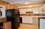 212 NW Brook St, Newport, OR 97365 - Second floor Kitchen