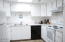212 NW Brook St, Newport, OR 97365 - top floor kitchen