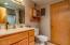 1395 NE Newport Heights Drive, Newport, OR 97365 - Bath 3 Downstairs