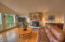 1905 NW Pine Crest Way, Waldport, OR 97394 - living rm with fireplace insert