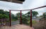 1534 NW Spring St, Newport, OR 97365 - Deck with wind protection