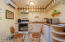 1534 NW Spring St, Newport, OR 97365 - Lower kitchen