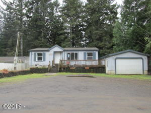 380 SE 117th St, South Beach, OR 97366 - Front of house
