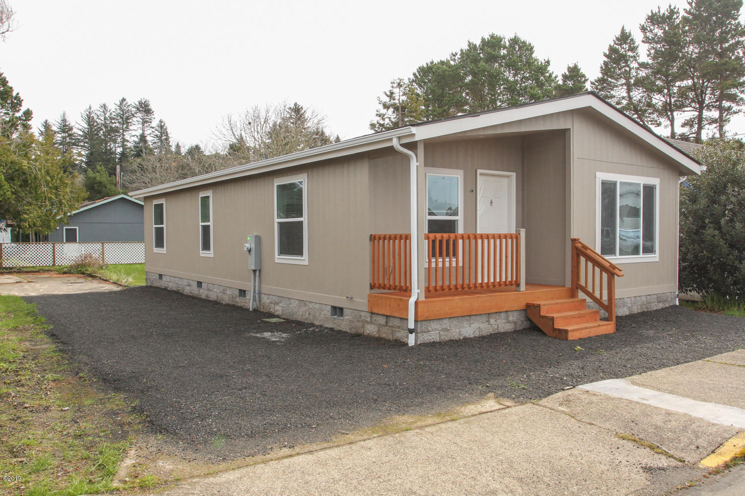 145 NW Verbena St, Waldport, OR 97394 - Front of House